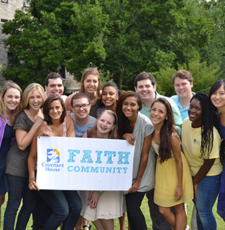 Group of Faith Community Members